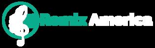 Remix America logo